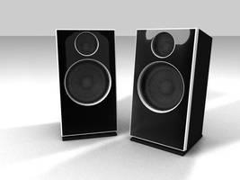 My speakers by elka