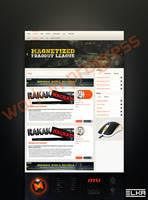Magnetized Gaming website [WORK IN PROGRESS] by elka
