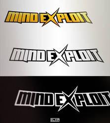 Mind Exploit LAN logotype by elka