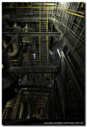 In the old coal-fired power station by AeneasDo