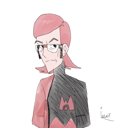 Maxie Oras with Rse Ouitfit by hurremthecat