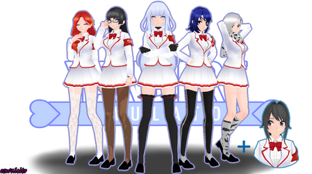 Student Council Club by OzzWalcito