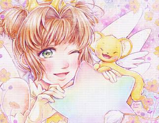 An Angel by DesignsBySloan