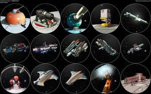 Armada TCG Compilation 2 by dfacto