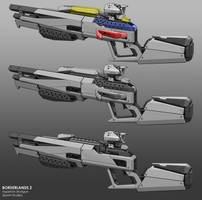 Hyperion Shotgun by dfacto