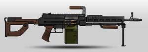 AV-762 General Purpose Machine Gun by dfacto