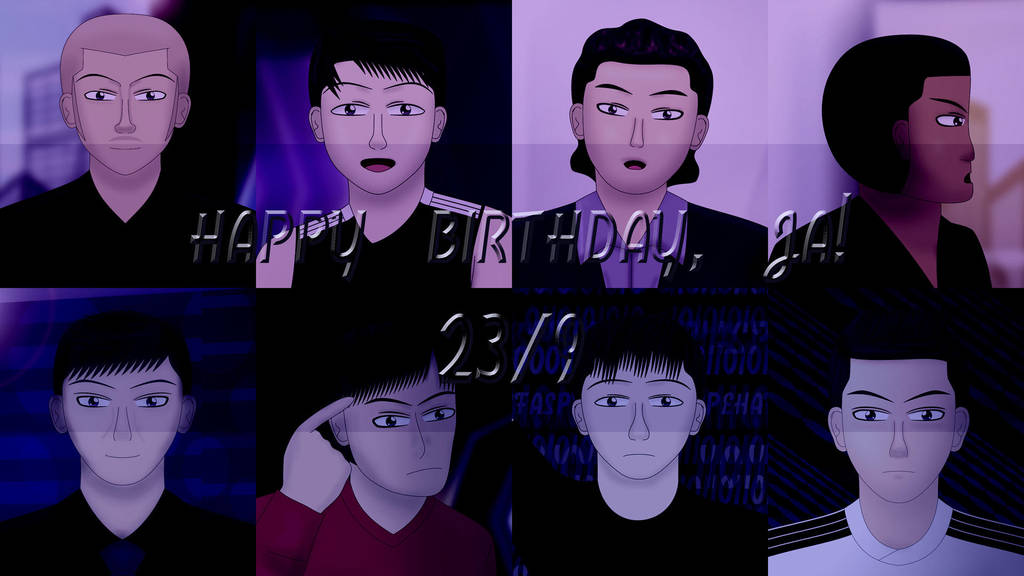 JA Birthday (2018) by IlleCapello