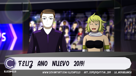 2019! by IlleCapello
