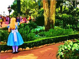 Alice by twrl11