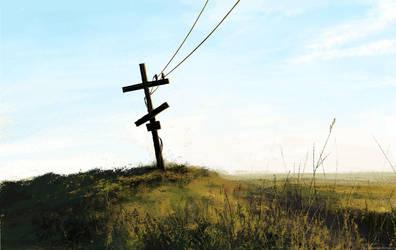Cross by alexandreev