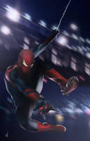 The Amazing Spider-Man by tyler-wetta