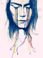 Atsushi Sakurai---Rainbow Tears by Wakagi-chan