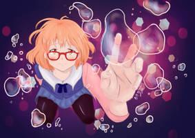 Beyond the Boundary by Wakagi-chan