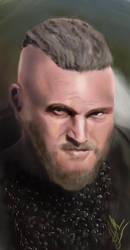 Ragnar by GrayWilkinson