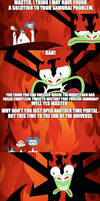 A SOLUTION TO AKU'S PROBLEM. by starscream0666