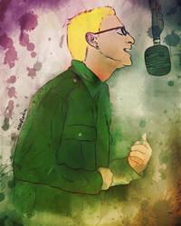Chester Bennington Tribute by noodlenini