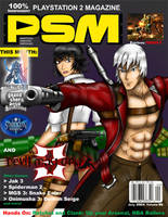 PSM Cover by greytei