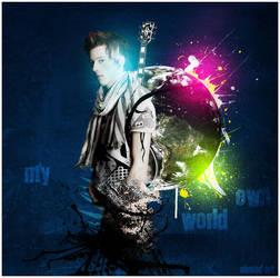My own world by AhmedART