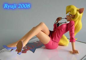 Callie Briggs 04 by celsoryuji
