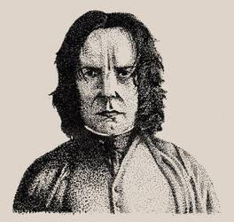 Severus Snape by Mogmichel