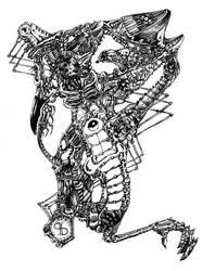 Skeleton by Mogmichel