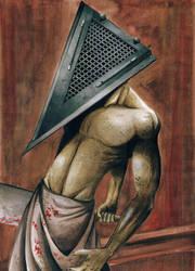 Pyramid Head by Mogmichel