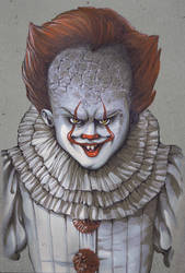 Pennywise by Mogmichel