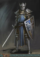 The knights of the Bragar Barony by yanzi-5
