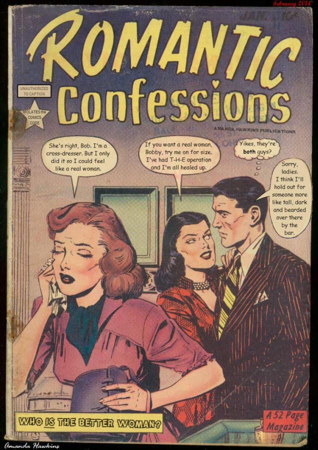 Romantic Confessions by amandahawkins71