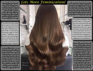 Lots More Feminization by amandahawkins71