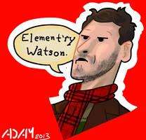 Elementary by stinson627