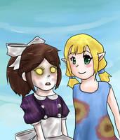 Little Sisters by NarutoxHinatafan
