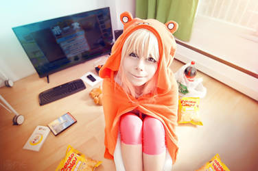 Himouto! Umaru Chan Cosplay by Reign-Cosplay