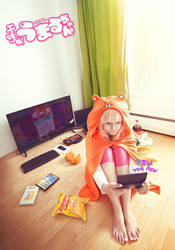Umaru-Chan Paradise by Reign-Cosplay
