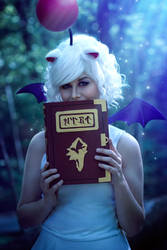 Save your game, Kupo? by Reign-Cosplay