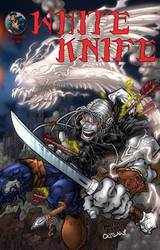 White Knife One Shot by Instant-Press-Comics