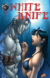 White Knife Issue 2 of 5 by Instant-Press-Comics