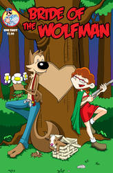 Bride Of The Wolfman by Instant-Press-Comics