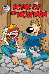 House of the Wolfman by Instant-Press-Comics