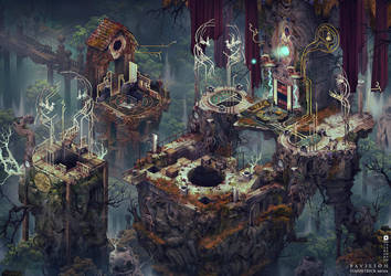 PAVILION portal by rickardwestman