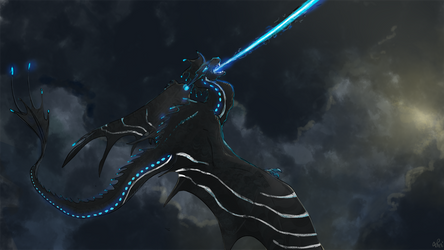 Synister by SamuraiDragon