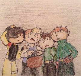 My Moonbase Boys by ArtistDetective