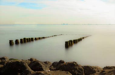 a very calm autumn afternoon... by clochartist-photo
