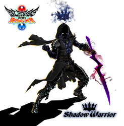 The Shadow Warrior by TravisHarris