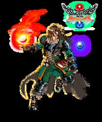 Blades and Magick - Hero by TravisHarris