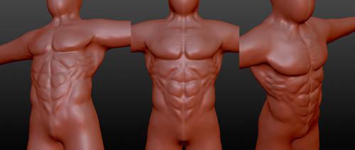Screwing With Sculptris 2: Frontal Assault by TravisHarris