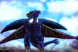 Yuuengaku for KaijuX by LucasCGabetArts