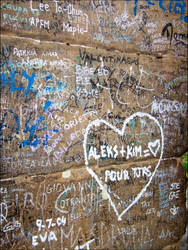 Florence - Italian Graffiti by Kyani