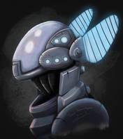 Robot by AlynC