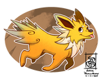 Jolteon by AlynC